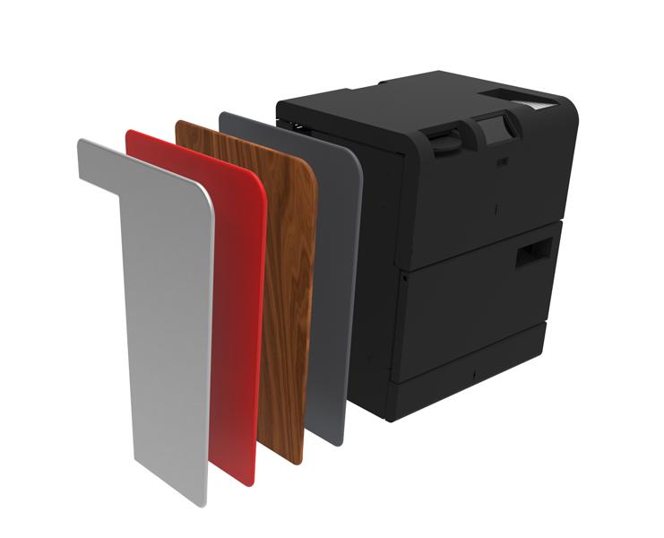 volitelné barevné provedení lincstation