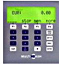 Multi Cash MC 10-14 Active počítačka a triedička mincí s overovaním