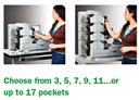 Multipocketové počítačky bankoviek