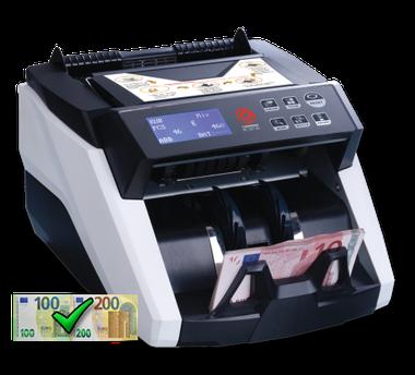 Cash Tester BC 231 SD Hodnotová počítačka bankoviek