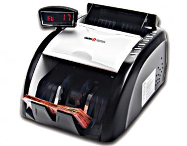 Cash Tester BC 100 PLUS EU Kusová počítačka bankoviek