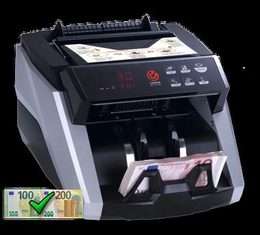 Cash Tester BC 131 SD Kusová počítačka bankoviek