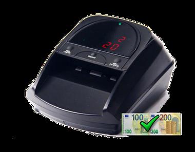 Cash Tester CT 332 SD - detektor bankoviek