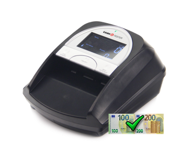 Cash Tester CT 333 SD - detektor bankoviek